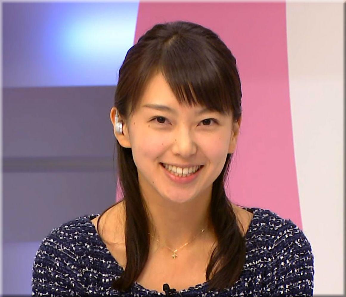和久田麻由子アナ、父が凄い?Bカップ水着や美脚画像!