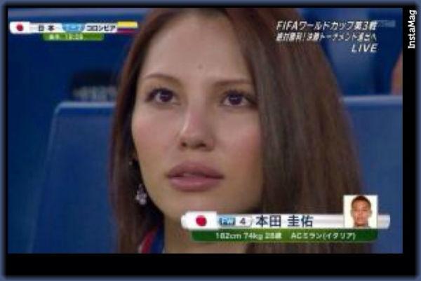 Ɯ�田圭佑、嫁が中継でかわいい画像!目の病気の原因、バセドウ病って? Ȋ�能ちゃんねる