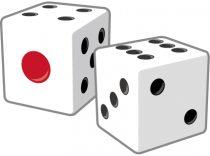 サイコロの「1」が赤い理由